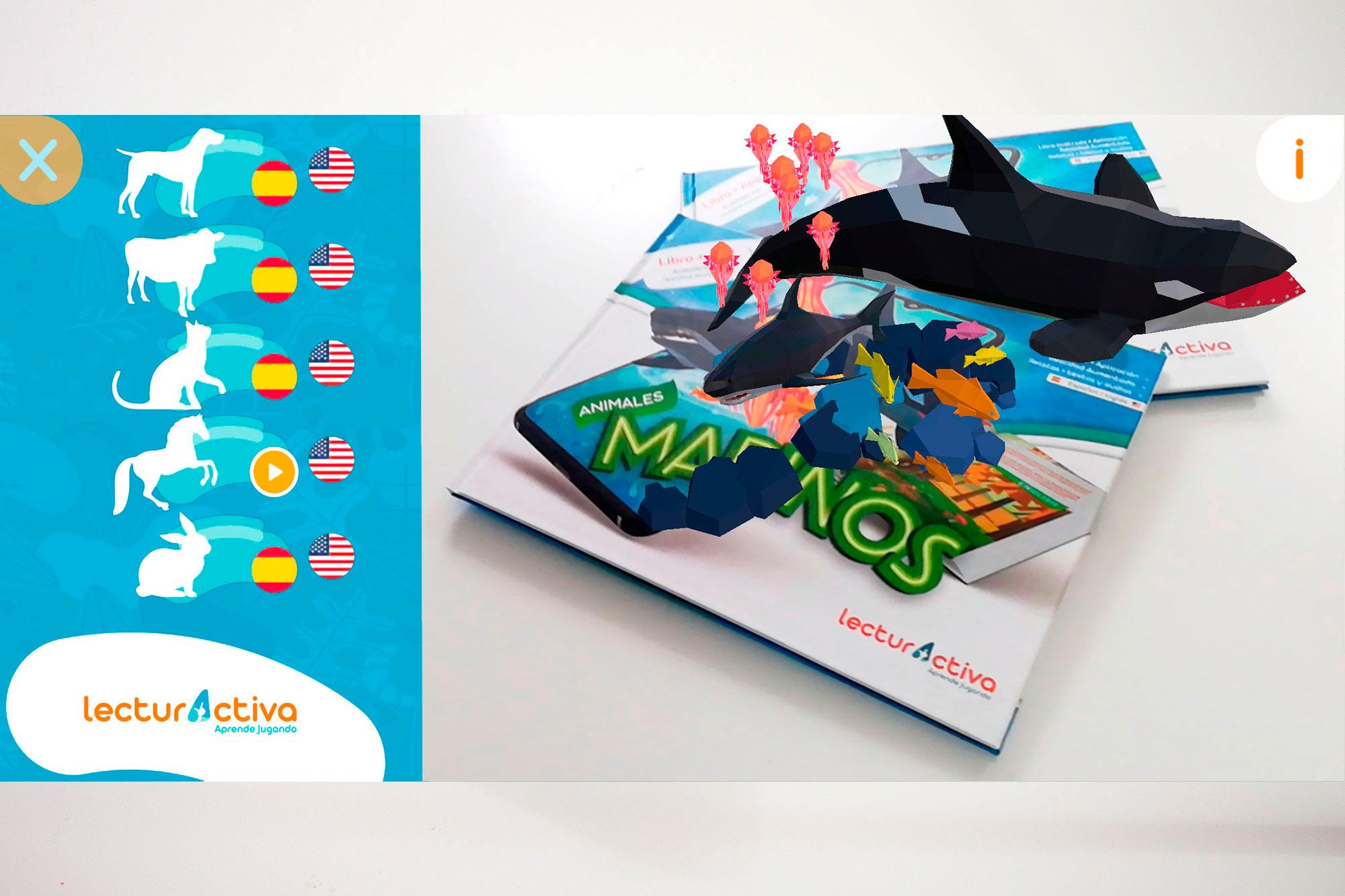 libros interactivos bilingues para niños y jovenes 10