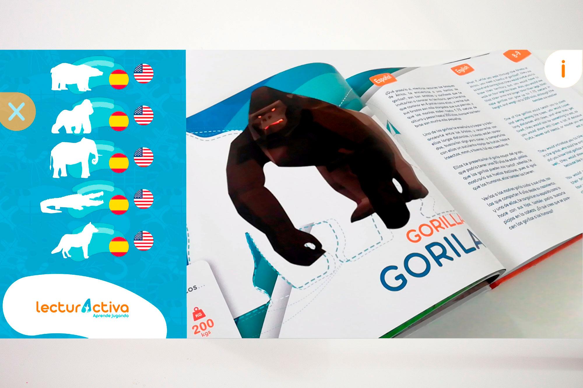 libros interactivos bilingues para niños y jovenes 3